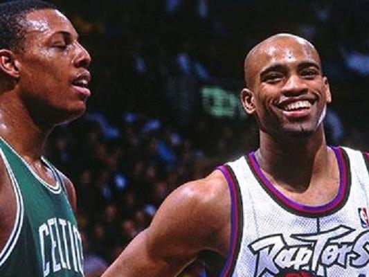 [Collector] Les débuts de Vince Carter et Paul Pierce en 1999