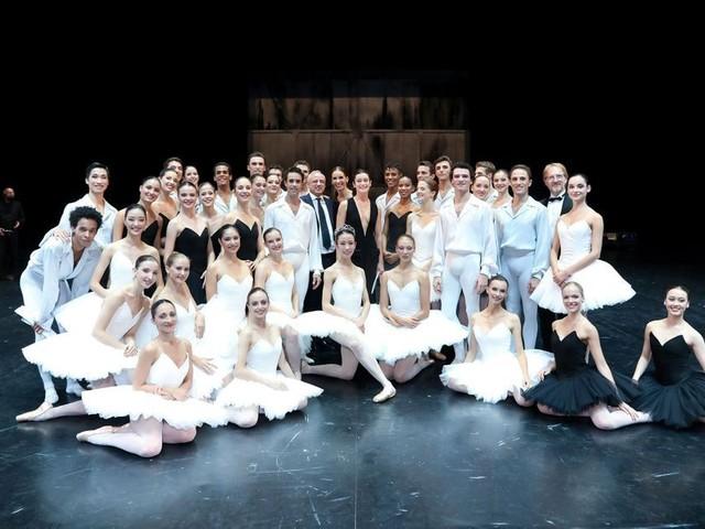 Deux soirées pour lancer la saison de l'Opéra de Paris