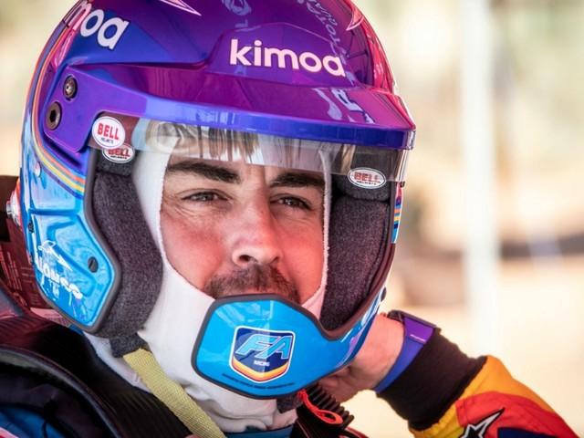 Alonso participera au Dakar 2020