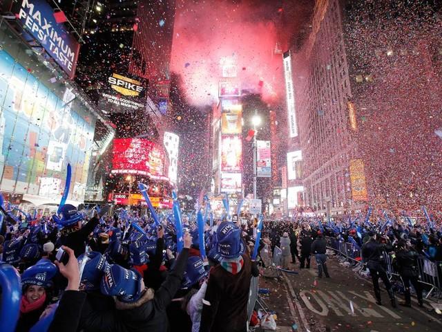 Top 5 des destinations pour le Nouvel An