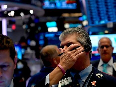 Wall Street ouvre en baisse avec le recul de la consommation américaine
