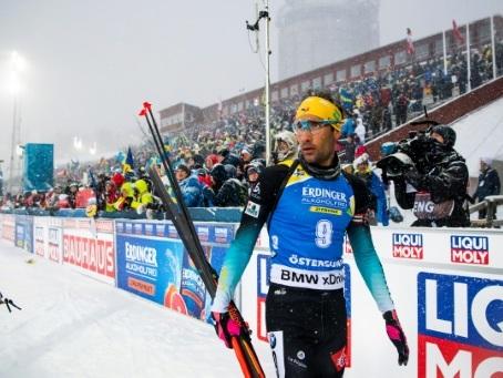 Fin de saison pour Martin Fourcade, absent pour la dernière étape à Oslo