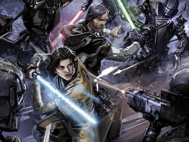 Star Wars – L'Ascension de Skywalker : De nouvelles informations sur les Chevaliers de Ren !