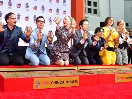 """Rideau pour la série """"The Big Bang Theory"""", improbable champion de l'audimat"""