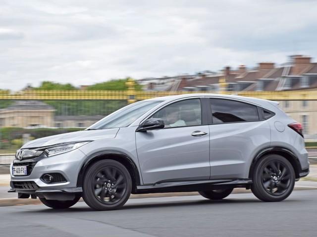Honda H-RV : Un gros Renault Captur sportif et brutal