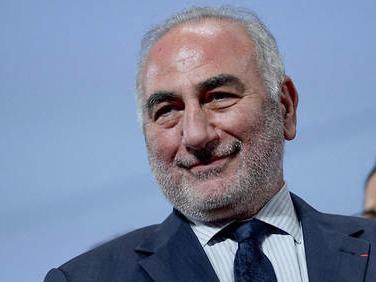 L'ancien maire, Georges Képénékian, candidat à la mairie de Lyon