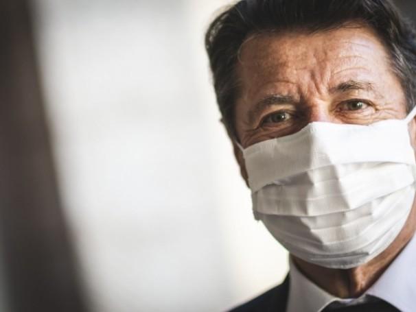 [Vidéo] Chloroquine : Christian Estrosi vole au secours du professeur Raoult