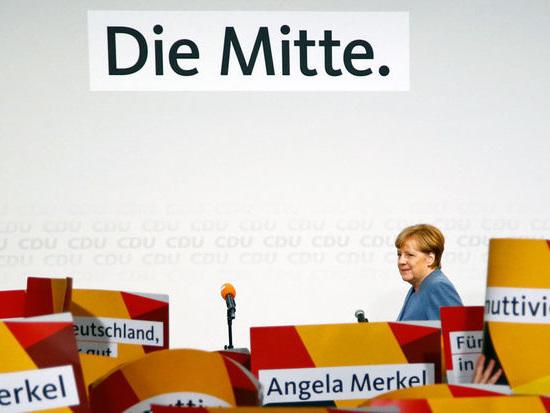 'Merkel a transformé le malade allemand en champion économique'