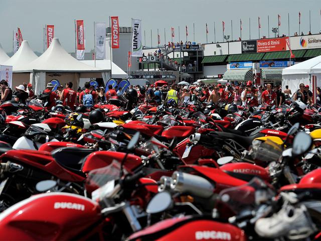 10e World Ducati Week
