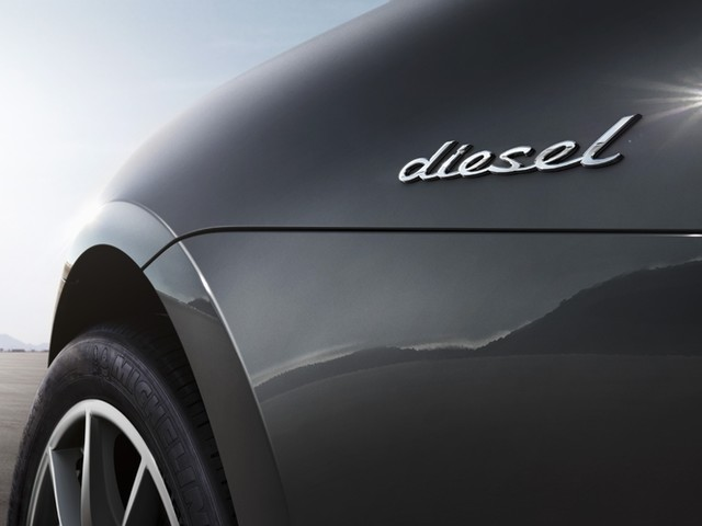 Porschesonge à ne plus vendre de diesel
