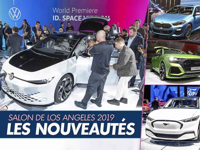 Salon de Los Angeles 2019 : toutes les premières mondiales