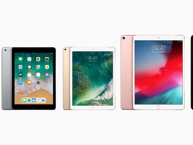 9 ans, 20 modèles: l'iPad, ou comment une tablette s'est réinventée pour dominer le marché