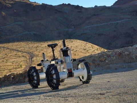 DuAxel, les rovers qui exploreront les cratères de Mars