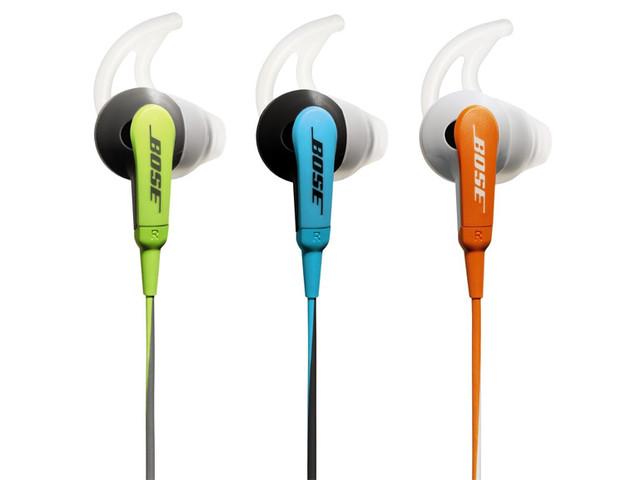Bon plan : les écouteurs Bose SoundSport à 49,99€ au lieu de 99,95 sur Amazon