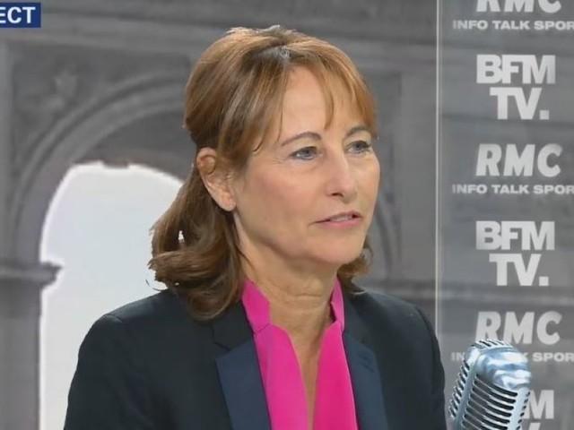 Aux législatives, Ségolène Royal a voté pour une candidate En Marche!, contre son ex porte-parole Delphine Batho