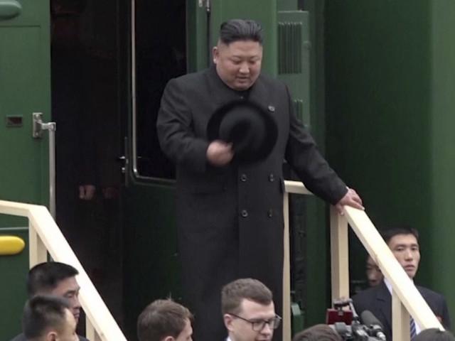Kim Jong Un est arrivé en Russie pour son premier sommet avec Poutine