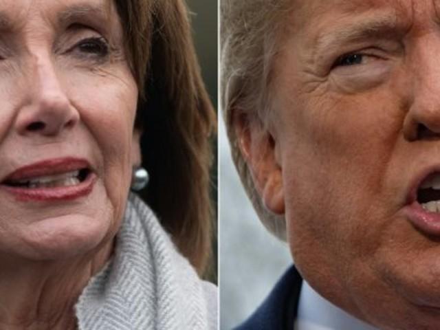 Shutdown: Privé de discours par Pelosi, Trump se venge en annulant un déplacement