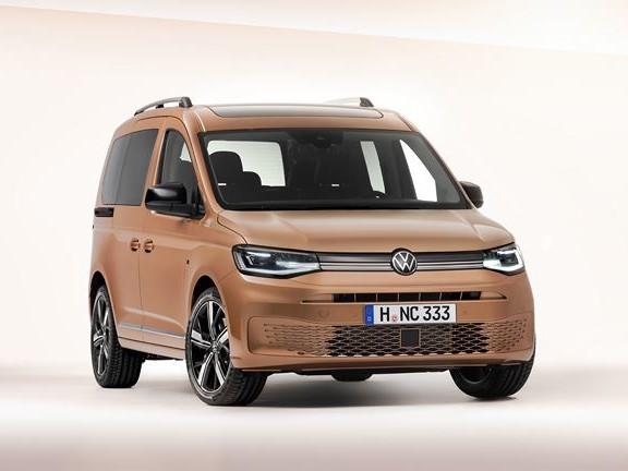 Le Volkswagen Caddy de cinquième génération mise sur la polyvalence