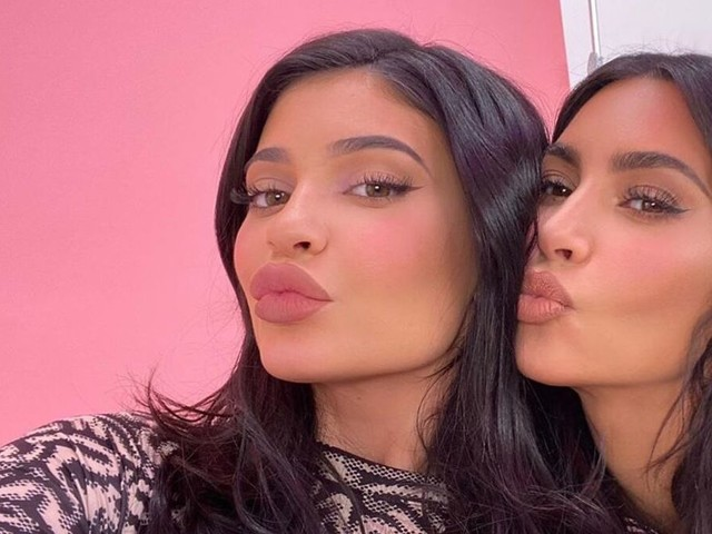 Kim Kardashian accusée de copier sa petite sœur Kylie Jenner !