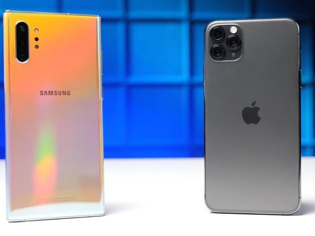 L'iPhone 11 Pro n'est pas le smartphone le plus rapide et réactif du marché?