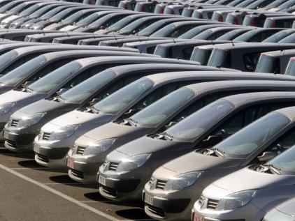 Le marché automobile français bondit en juillet