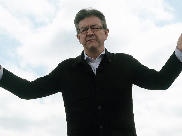 Contre Macron et Le Pen, Mélenchon s'impose comme le nouveau champion du souverainisme