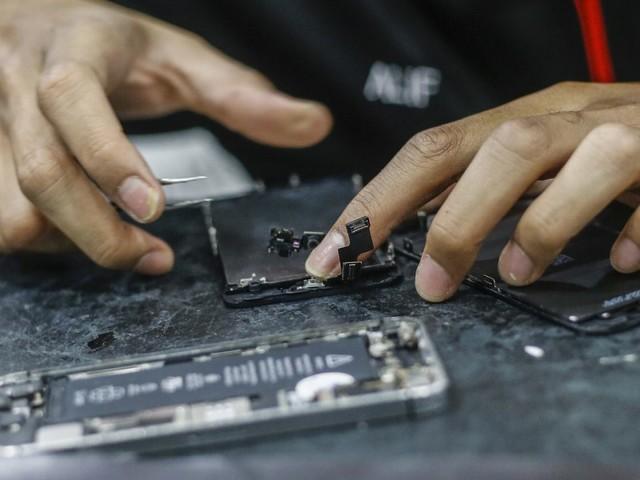 Apple critiqué pour avoir dit qu'il perdait de l'argent avec les réparations