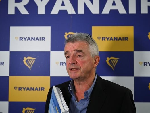 Ryanair prévoit de créer 5.000 emplois sur cinq ans