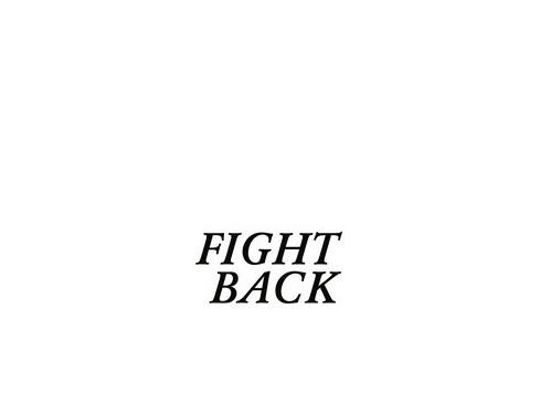 Sydney Valette – Fight Back