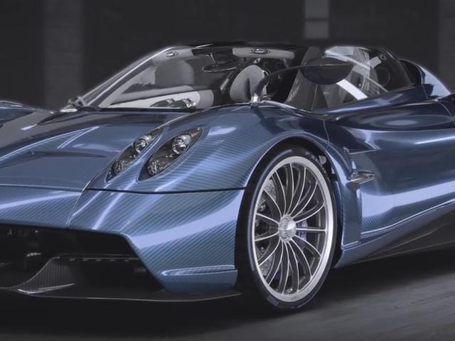 Toute la beauté de la Pagani Huayra Roadster dans une superbe vidéo créée par Star Engineering