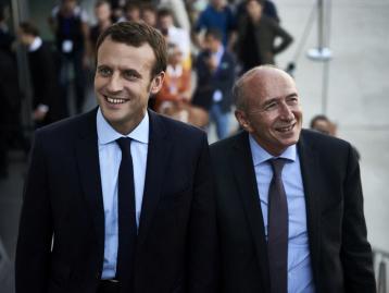 Campagne de Macron à Lyon : l'enquête du financement classée sans suite