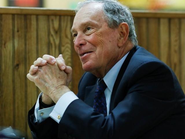 Michael Bloomberg candidat à la présidentielle américaine face à Donald Trump