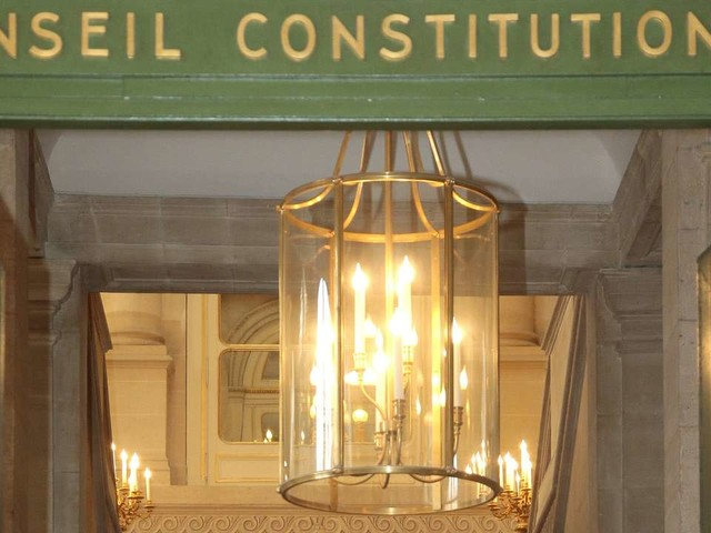Le Conseil constitutionnel se penche sur le seuil de5% aux élections européennes