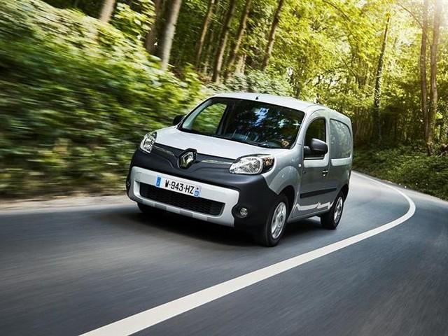 Utilitaire électrique : Renault annonce le nouveau Kangoo Z.E.
