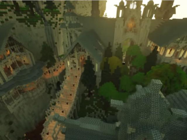[Zone 42] La Terre du Milieu recréée dans Minecraft après 9 années de travail