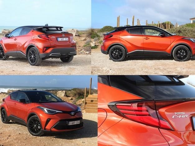 """Série de l'été 3/6 – Affaire de style : le Toyota C-HR, avatar de la """"culture Kardashian""""? (débat vidéo)"""
