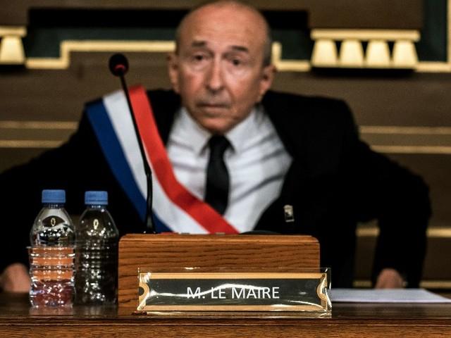 A Lyon, la baronnie de Collomb menacée par son dauphin pour 2020