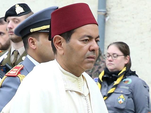Le prince Moulay Rachid représente le roi aux funérailles du président tunisien Béji Caïd Essebsi