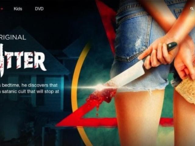 """""""The Babysitter"""" sur Netflix se retrouve avec une drôle d'affiche. Saurez-vous trouver ce qui cloche?"""