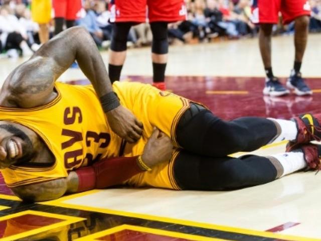 NBA: Cleveland n'arrive pas à rebondir