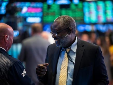Wall Street portée par la BCE et l'espoir d'une détente sino-américaine