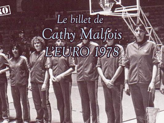 Le billet de Cathy Malfois – Euro 1978, la médaille en chocolat !