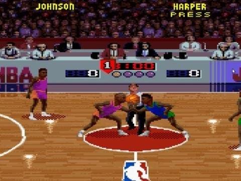NBA Jam de retour pour ses 25 ans