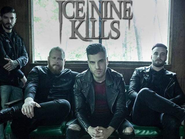 Ice Nine Kills : troisième single dévoilé, A Grave Mistake