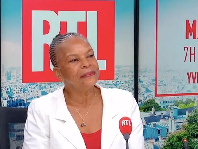Christiane Taubira ne veut pas donner de consignes sur la vaccination en Guyane