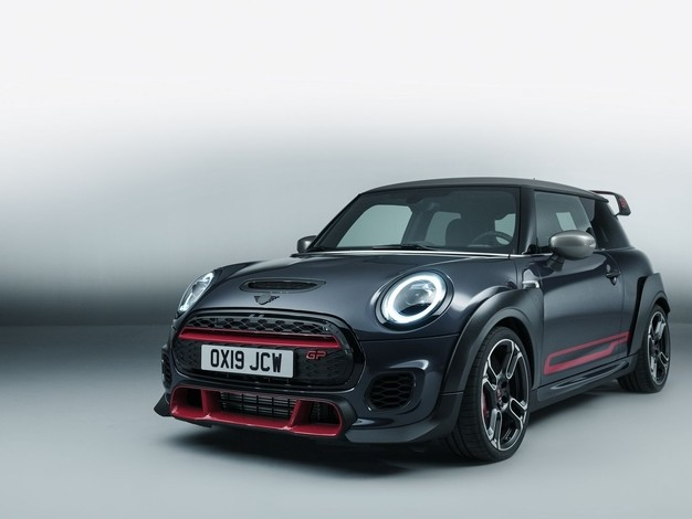 Salon de Los Angeles 2019 - Mini dévoile la radicale John Cooper Works GP