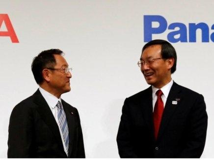 Une batterie Toyota-Panasonic pour les voitures électriques ?