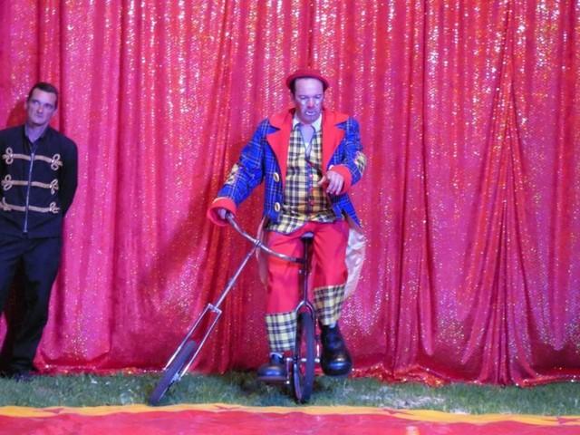 Abbeville. Dernier jour pour aller au cirque
