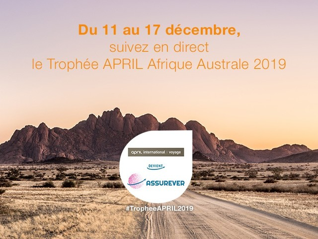 Assurever organise son Trophée 2019 en Afrique Australe