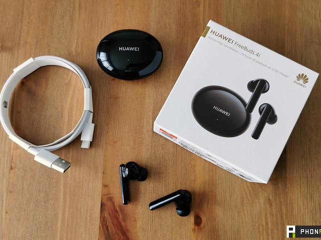 Test Huawei FreeBuds 4i : des écouteurs qui se bonifient avec l'âge